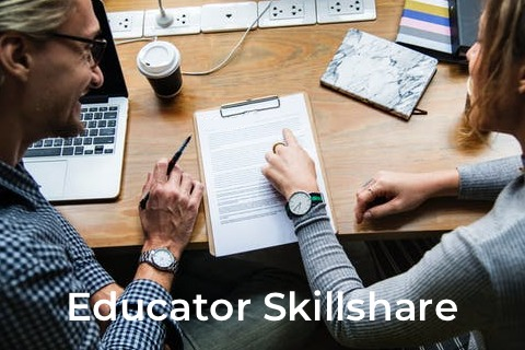 Educator Skillshare